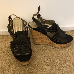 Shoe dazzle Wedges